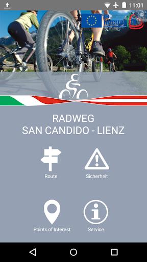 Radweg SanCandido-Lienz