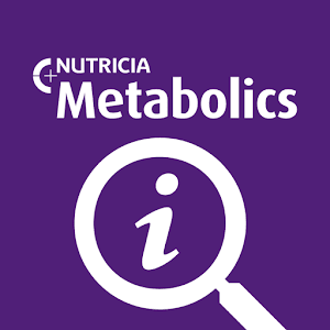 Nutricia Metabolics:ProductApp