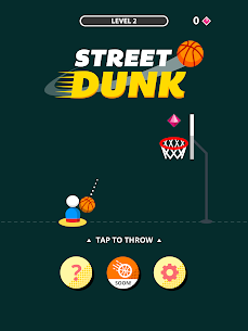 Street Dunk MOD (Unlimited Money) 4
