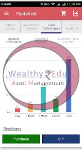 Wealthy Edu - náhled