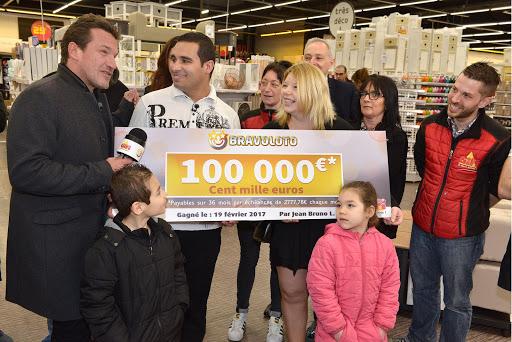 Bravo : loterie gratuite à 1M€ astuce APK MOD capture d'écran 1