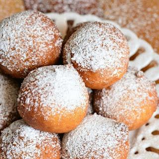 Easy Ricotta Doughnuts Recipe