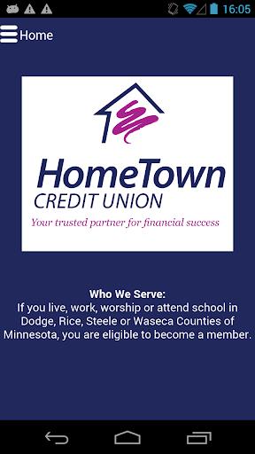 HomeTown CU