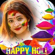 Holi Photo Frames : Happy Holi Image Editors