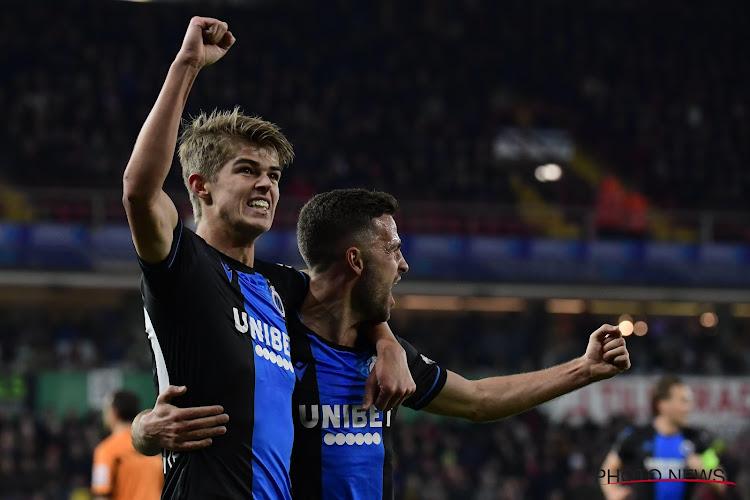 Sterk Zulte Waregem dwingt Club Brugge tot het uiterste, maar de 'dubbeldroom' blijft levendig voor blauw-zwart