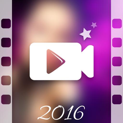 照片視頻幻燈片音樂 媒體與影片 App LOGO-APP開箱王