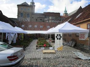 Photo: Včelnice uvnitř hradu/pevnosti