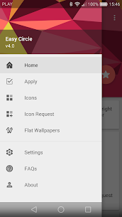 Easy Circle – icon pack 5