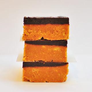 No Bake Peanut Butter Chocolate Slice