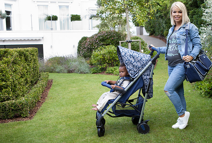 Expecting? Find everything you need from pushchairs to changing bags and accessories from Katie Piper's new My Babiie collection.