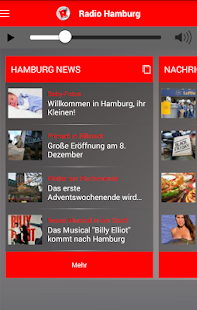Radio Hamburg – Miniaturansicht des Screenshots