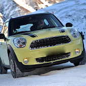 Jigsaw Mini Cooper Countryman