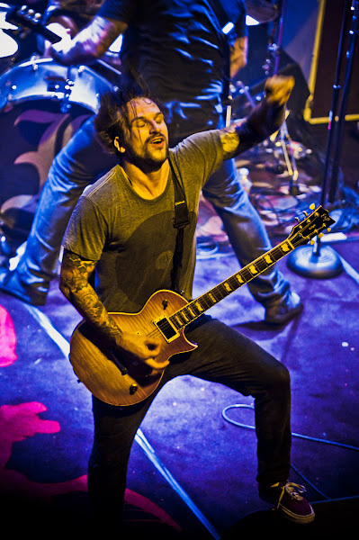 Photo: Every Time I Die at House of Blues Houston, TX on 11.20.2011