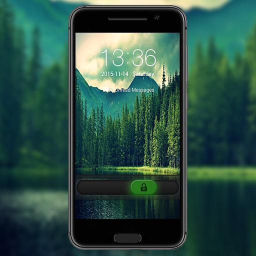 玩免費個人化APP|下載Forest Theme for GoLocker app不用錢|硬是要APP
