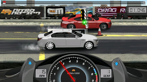 Drag Racing screenshot 2
