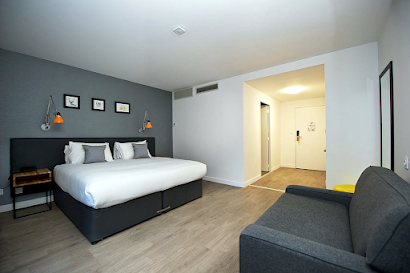 Staycity Vieux Port Serviced Apartment, Marseille