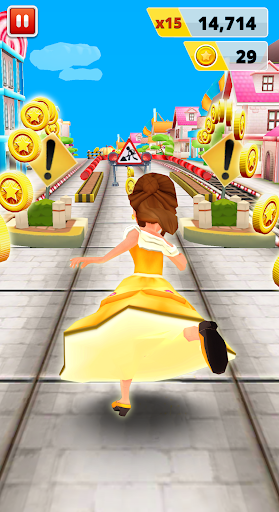 Princess Run Game apkpoly screenshots 12