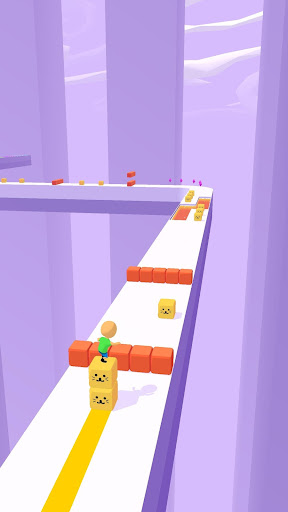 Cube Surfer! screenshots 2