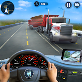Cargo Truck Driver OffRoad Transport Games