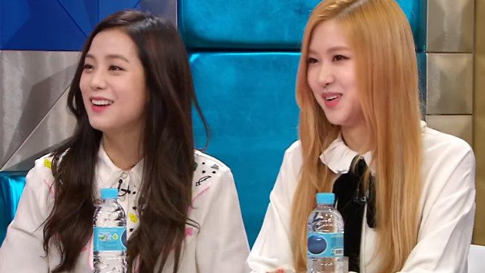 BLACKPINK Jisoo and Rosé