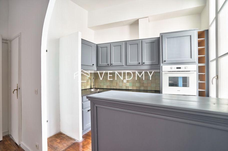 Location  appartement 3 pièces 58 m² à Paris 2ème (75002), 2 100 €