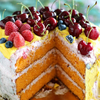 Cakes Made With Oil Recipes