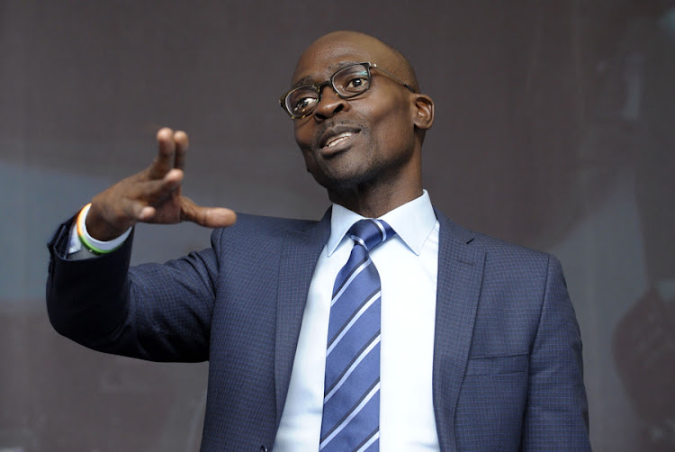 Malusi Gigaba. Picture: RUSSELL ROBERTS