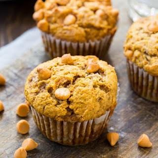 Pumpkin Butterscotch Muffins.