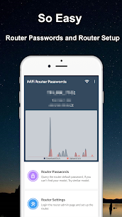 Default WiFi Router Passwords – Router Settings 1.0.12 Mod APK Updated Android 1