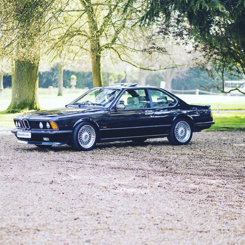 BMW 635csi Hire Crawley