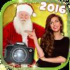 Ta  photo avec le Père Noël