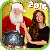Your photo with Santa Claus