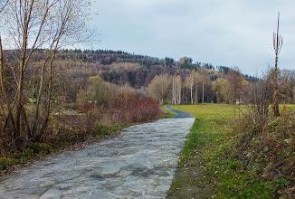 Photo: Cyklotrasa č. 59  mezi Baškou a Frýdlantem nad Ostravicí.