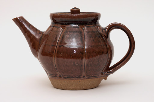 Mike Dodd Ceramic Tea Pot 08