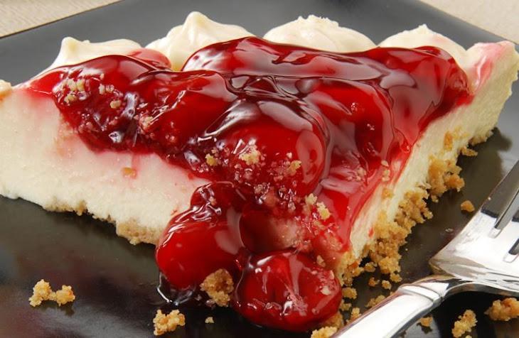 No Bake Graham Cracker Cheesecake ONLY 3 SP Recipe