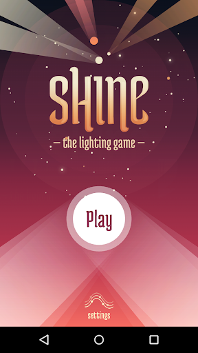 Shine - The Lighting Game