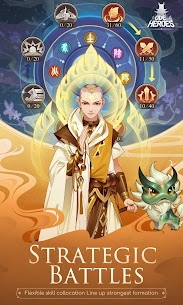 Ode To Heroes MOD Apk 0.17.0 (Unlimited Money) 3
