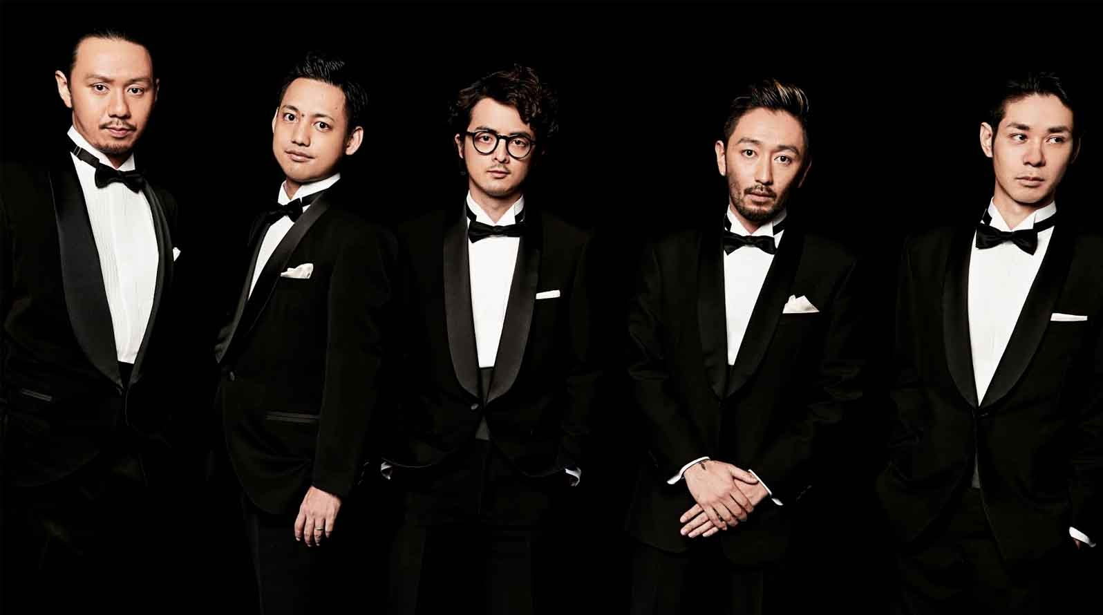 ORANGE RANGE橘子新樂園4月16日台北開唱 來台期待再吃到「那個有蛋的東西?」