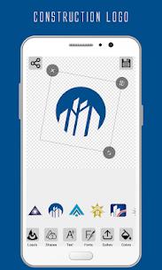 Logo Maker Free – Construction/Architecture Design 1.4 APK Mod Updated 1