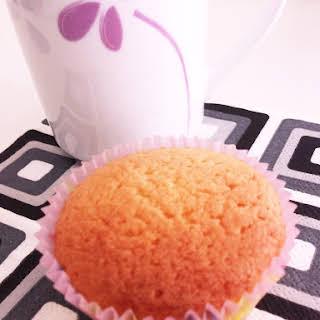 Vanilla Cup Cakes.