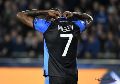 """""""Wesley me fait penser à Lukaku:  il mesure 1m90, pèse 95 kilos et rate parfois des contrôles qui paraissent simples"""""""