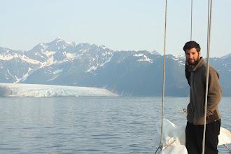 Photo: Port Bainbridge Glacier PWS