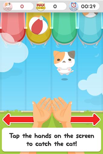 無料休闲AppのCATCH CATS! ~Cute Kitty~|記事Game