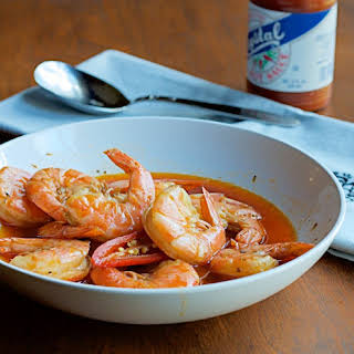 Barbecue Shrimp.