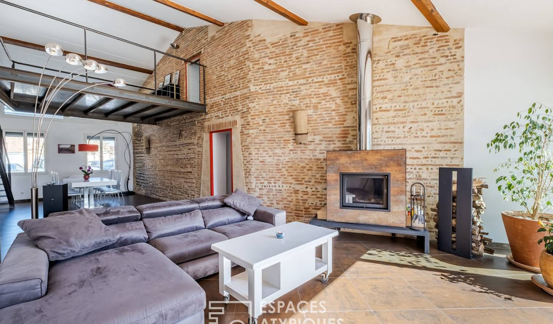 Maison avec terrasse Campsas