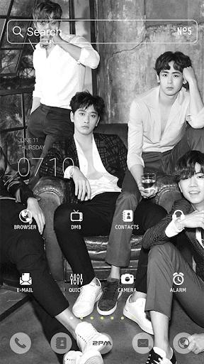 2PM NO.5 우리집 도돌런처 테마