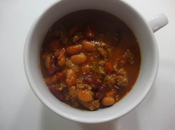 The Best Chili Ever!!! Recipe