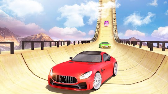 Mega Ramp Car Stunts Racing : Impossible Tracks 3D 4