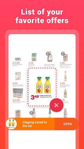 Sales & Deals. Weekly ads from Target, CVS, Costco 2.13.2 screenshots 3