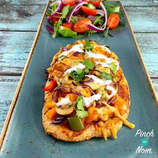 Syn Free Chicken Tandoori Pizza   Slimming World.